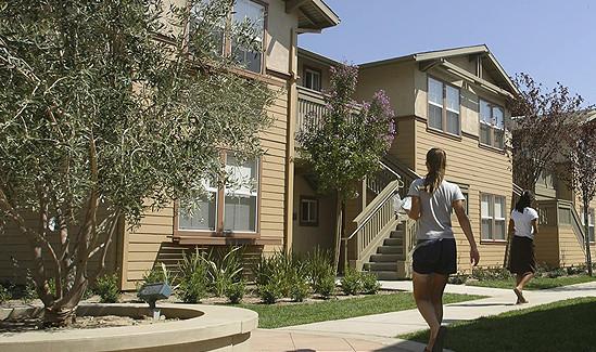 Brockton Student Housing