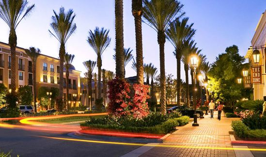 The Village At Irvine Spectrum