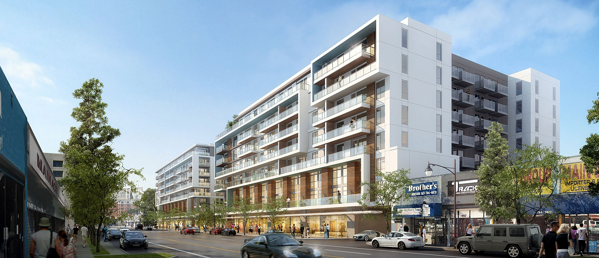 New 8-Story Complex Planned for Main Street in DTLA