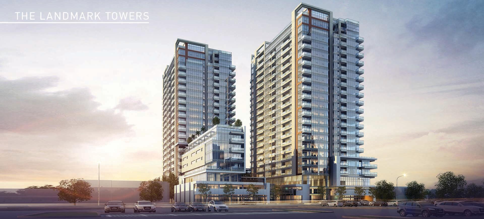 Landmark Towers